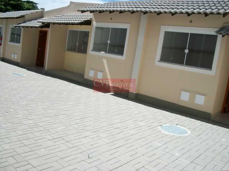 CASA  LUSSAC 059 - Casa de Vila 3 quartos à venda Taquara, Rio de Janeiro - R$ 260.000 - CTC2001 - 1