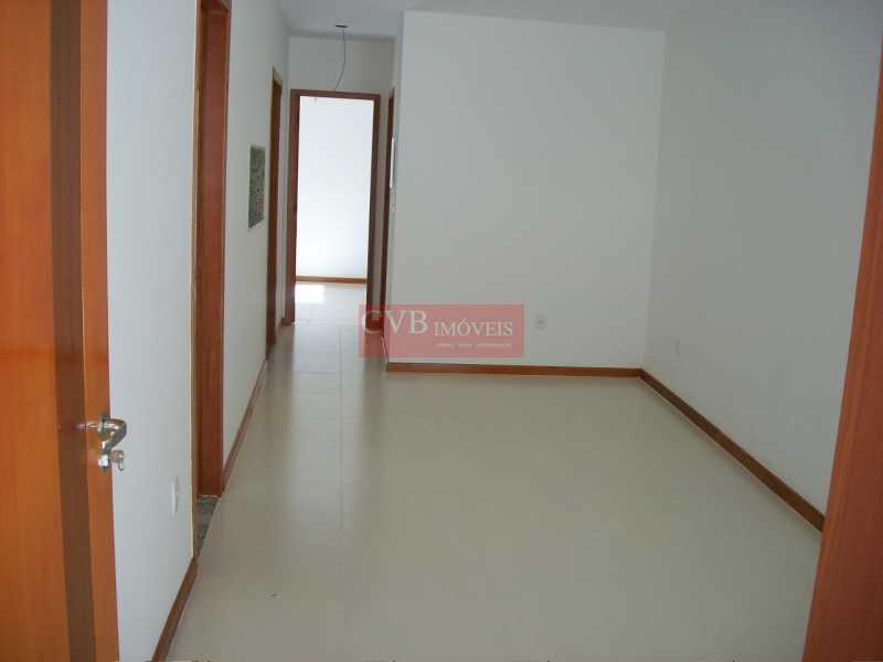 CASA  LUSSAC 061 - Casa de Vila 3 quartos à venda Taquara, Rio de Janeiro - R$ 260.000 - CTC2001 - 4