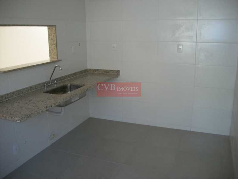 CASA  LUSSAC 067 - Casa de Vila 3 quartos à venda Taquara, Rio de Janeiro - R$ 260.000 - CTC2001 - 6