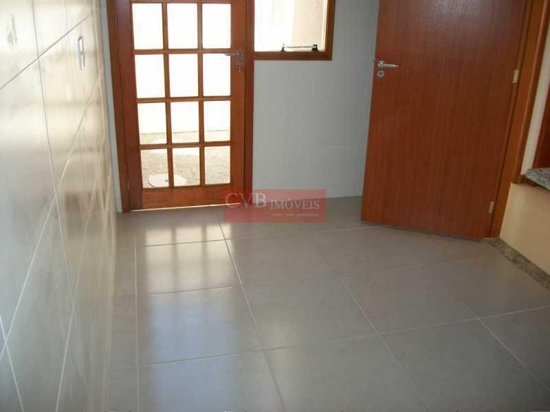 CASA  LUSSAC 072 - Casa de Vila 3 quartos à venda Taquara, Rio de Janeiro - R$ 260.000 - CTC2001 - 8