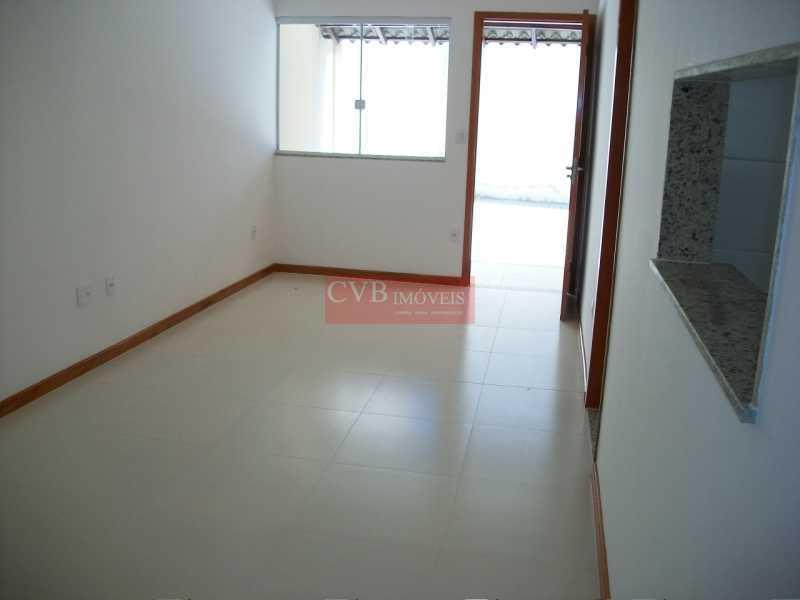 CASA  LUSSAC 078 - Casa de Vila 3 quartos à venda Taquara, Rio de Janeiro - R$ 260.000 - CTC2001 - 10