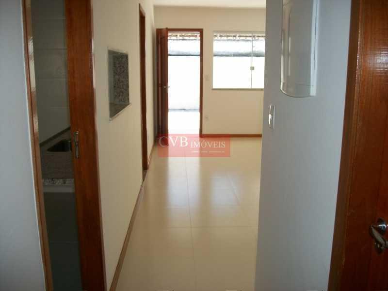 CASA  LUSSAC 043 - Casa de Vila 3 quartos à venda Taquara, Rio de Janeiro - R$ 260.000 - CTC2001 - 12