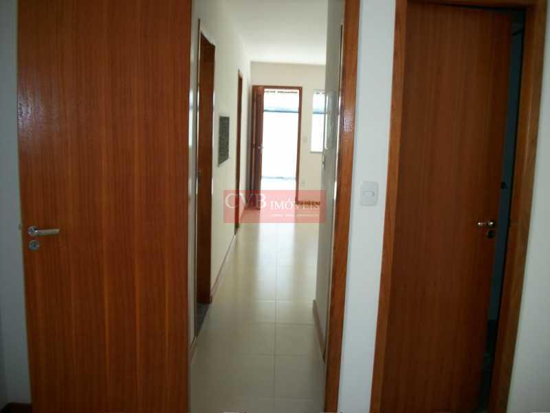 CASA  LUSSAC 039 - Casa de Vila 3 quartos à venda Taquara, Rio de Janeiro - R$ 260.000 - CTC2001 - 13