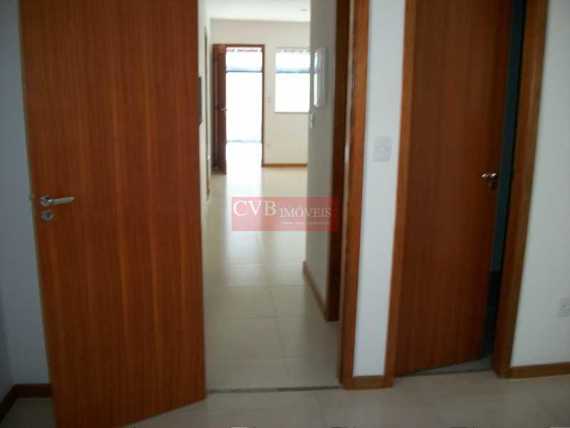 CASA  LUSSAC 038 - Casa de Vila 3 quartos à venda Taquara, Rio de Janeiro - R$ 260.000 - CTC2001 - 14