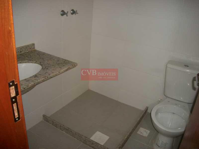 CASA  LUSSAC 035 - Casa de Vila 3 quartos à venda Taquara, Rio de Janeiro - R$ 260.000 - CTC2001 - 15