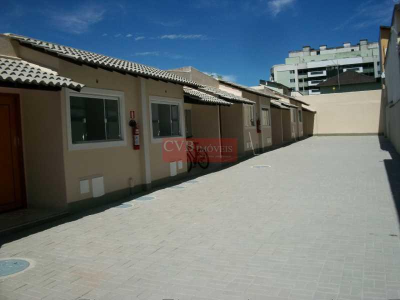 CASA  LUSSAC 002 - Casa de Vila 3 quartos à venda Taquara, Rio de Janeiro - R$ 260.000 - CTC2001 - 16