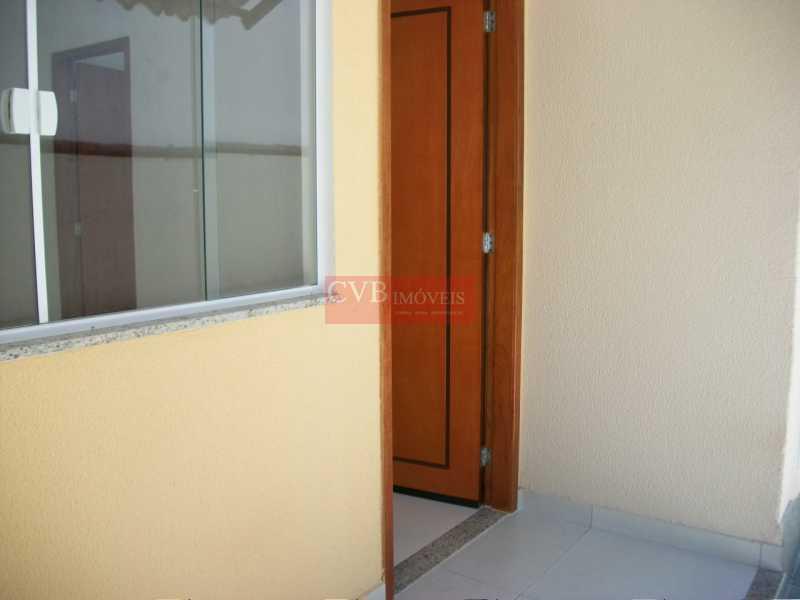 CASA  LUSSAC 019 - Casa de Vila 3 quartos à venda Taquara, Rio de Janeiro - R$ 260.000 - CTC2001 - 19
