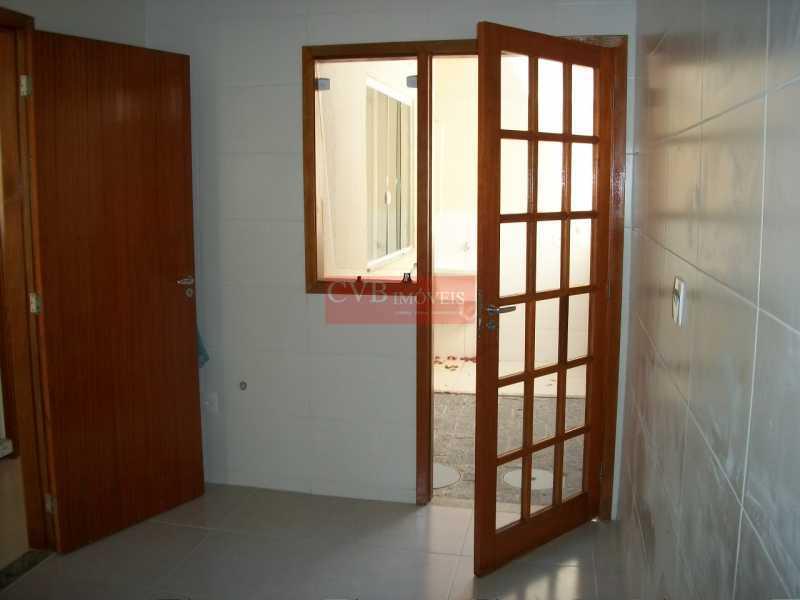 CASA  LUSSAC 033 - Casa de Vila 3 quartos à venda Taquara, Rio de Janeiro - R$ 260.000 - CTC2001 - 22