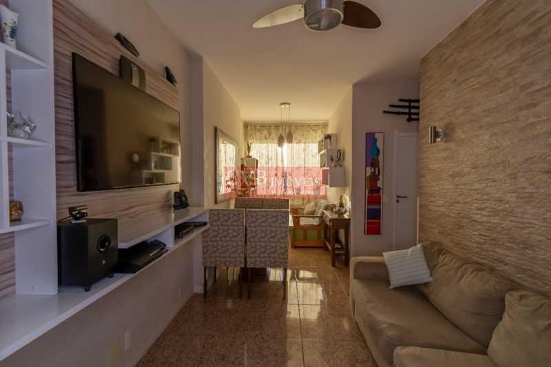 SALA GEREMARIO. - Apartamento 2 quartos à venda Pechincha, Rio de Janeiro - R$ 290.000 - OPC002C - 3