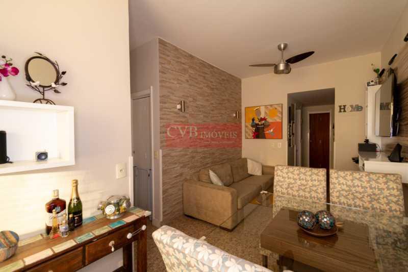 sala2. - Apartamento 2 quartos à venda Pechincha, Rio de Janeiro - R$ 290.000 - OPC002C - 1