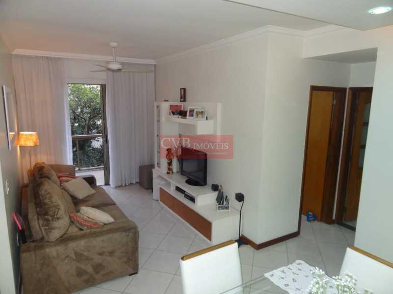 WhatsApp Image 2021-07-21 at 0 - Apartamento 3 quartos à venda Taquara, Rio de Janeiro - R$ 379.000 - F99T05 - 1