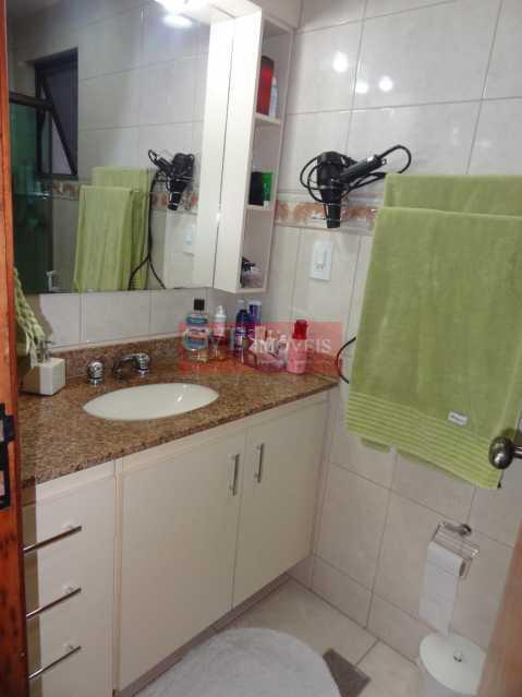 WhatsApp Image 2021-07-21 at 0 - Apartamento 3 quartos à venda Taquara, Rio de Janeiro - R$ 379.000 - F99T05 - 9