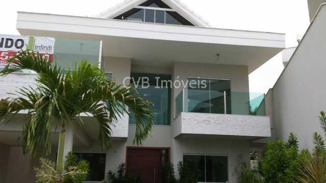 IMG_2624 - Casa em Condominio À VENDA, Barra da Tijuca, Rio de Janeiro, RJ - 055020 - 24