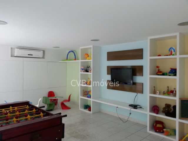 20-Brinquedoteca 2014-10-18 10 - Apartamento Para Alugar - Freguesia (Jacarepaguá) - Rio de Janeiro - RJ - 03017 - 22