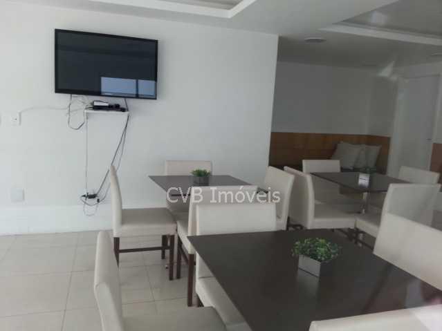 23-Espau00E7o Gourmet 2014-10- - Apartamento Para Alugar - Freguesia (Jacarepaguá) - Rio de Janeiro - RJ - 03017 - 25