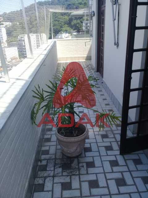 20180125_145426 - Cobertura 5 quartos à venda Laranjeiras, Rio de Janeiro - R$ 2.000.000 - LACO50006 - 13