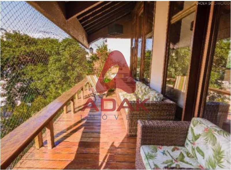 3 - Casa 5 quartos para venda e aluguel Laranjeiras, Rio de Janeiro - R$ 2.800.000 - LACA50013 - 4