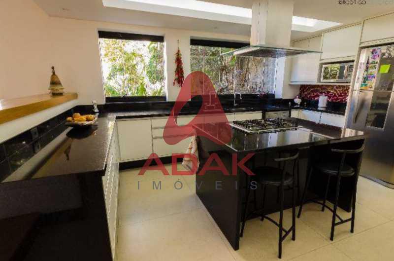 4 - Casa 5 quartos para venda e aluguel Laranjeiras, Rio de Janeiro - R$ 2.800.000 - LACA50013 - 5