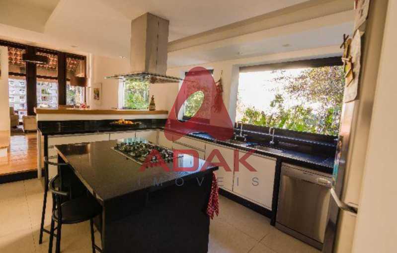 5 - Casa 5 quartos para venda e aluguel Laranjeiras, Rio de Janeiro - R$ 2.800.000 - LACA50013 - 6