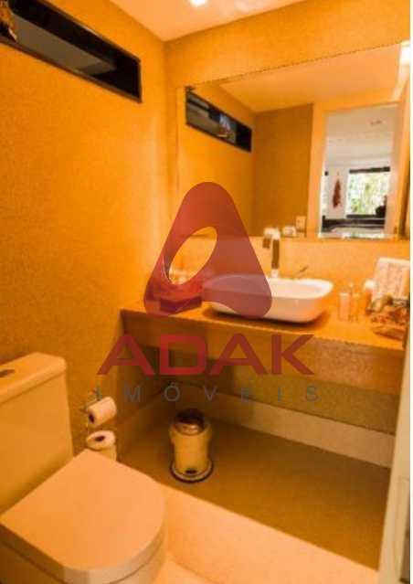 6 - Casa 5 quartos para venda e aluguel Laranjeiras, Rio de Janeiro - R$ 2.800.000 - LACA50013 - 8