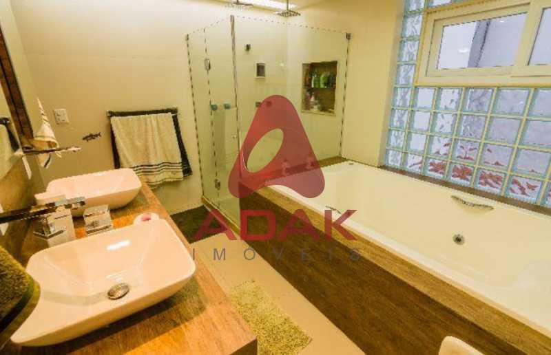 10 - Casa 5 quartos para venda e aluguel Laranjeiras, Rio de Janeiro - R$ 2.800.000 - LACA50013 - 11
