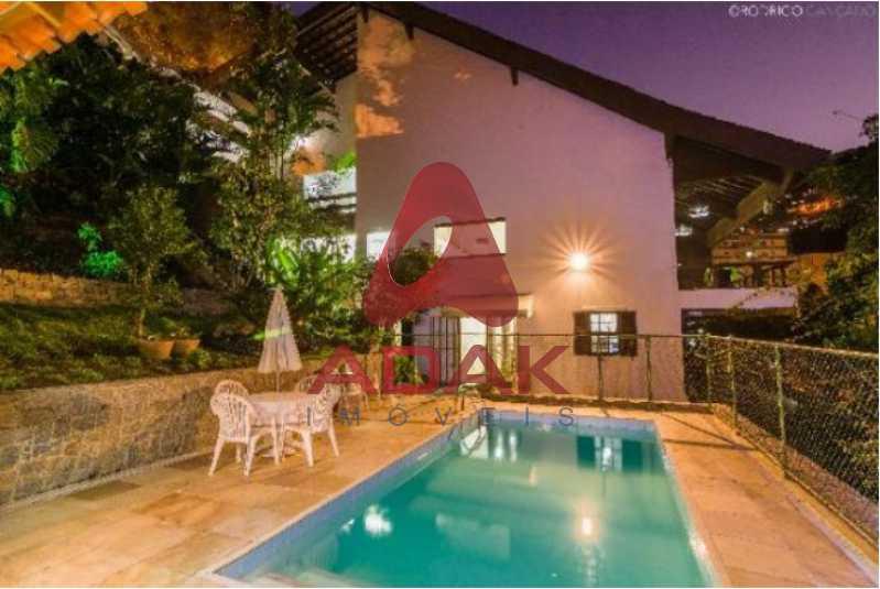 11 - Casa 5 quartos para venda e aluguel Laranjeiras, Rio de Janeiro - R$ 2.800.000 - LACA50013 - 12