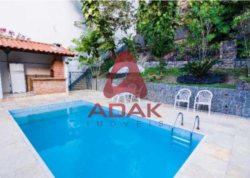 12 - Casa 5 quartos para venda e aluguel Laranjeiras, Rio de Janeiro - R$ 2.800.000 - LACA50013 - 13