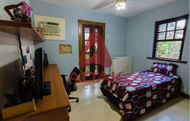 13 - Casa 5 quartos para venda e aluguel Laranjeiras, Rio de Janeiro - R$ 2.800.000 - LACA50013 - 14
