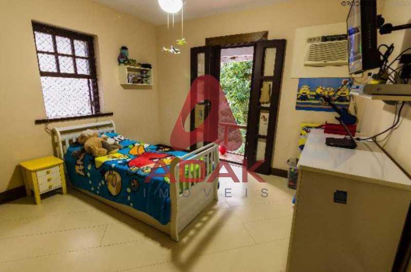 14 - Casa 5 quartos para venda e aluguel Laranjeiras, Rio de Janeiro - R$ 2.800.000 - LACA50013 - 15