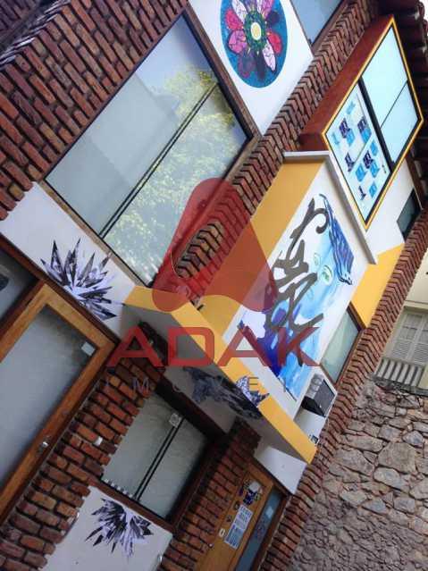 xcasa de lado - Casa de Vila à venda Laranjeiras, Rio de Janeiro - R$ 965.000 - LACV00001 - 3