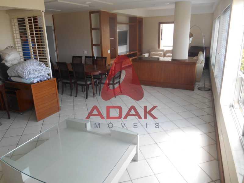 DSCN2537 - Apartamento 3 quartos para alugar Flamengo, Rio de Janeiro - R$ 6.000 - LAAP30473 - 1