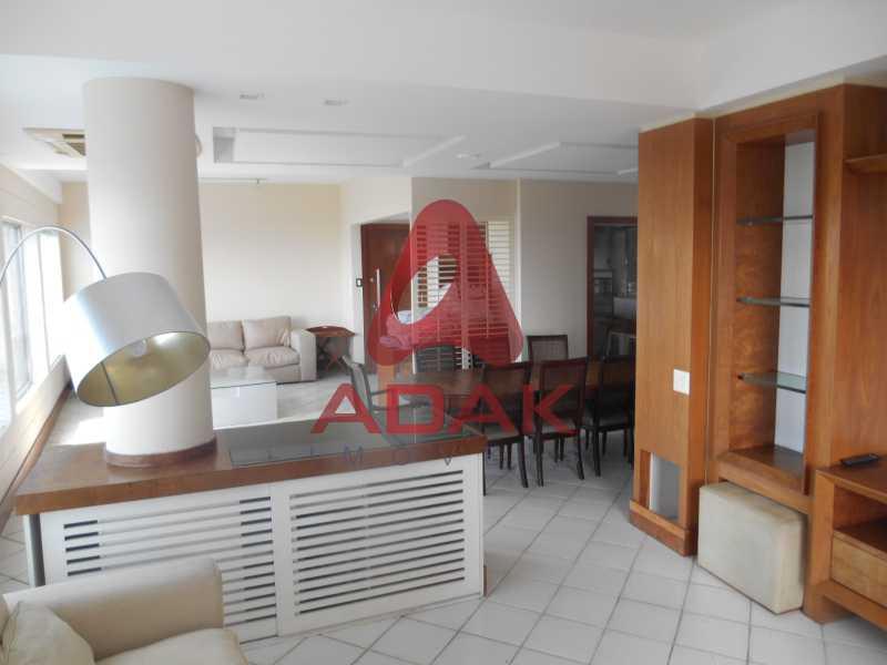 DSCN2541 - Apartamento 3 quartos para alugar Flamengo, Rio de Janeiro - R$ 6.000 - LAAP30473 - 4