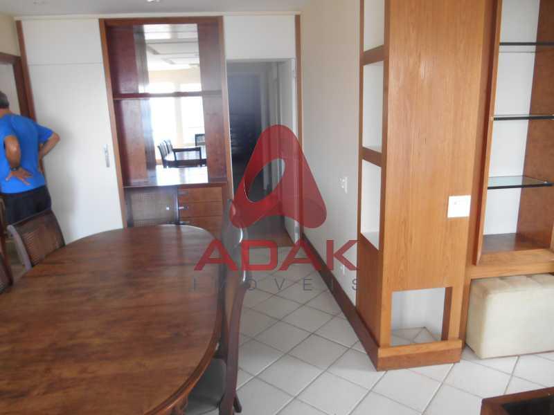 DSCN2542 - Apartamento 3 quartos para alugar Flamengo, Rio de Janeiro - R$ 6.000 - LAAP30473 - 5