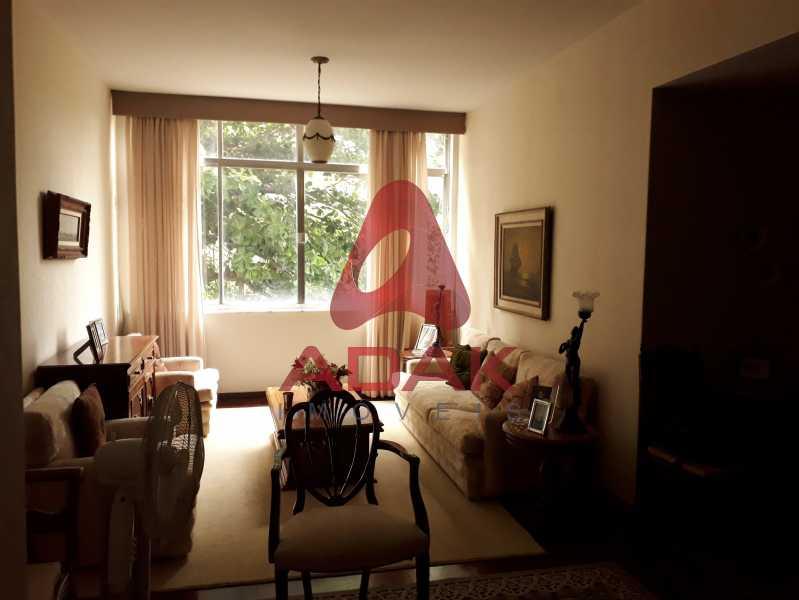 Sala de Estar - Apartamento 3 quartos à venda Urca, Rio de Janeiro - R$ 1.400.000 - LAAP30479 - 3
