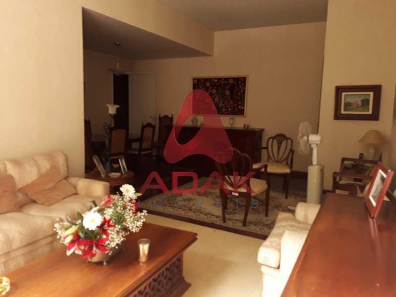Sala de estar - Apartamento 3 quartos à venda Urca, Rio de Janeiro - R$ 1.400.000 - LAAP30479 - 5