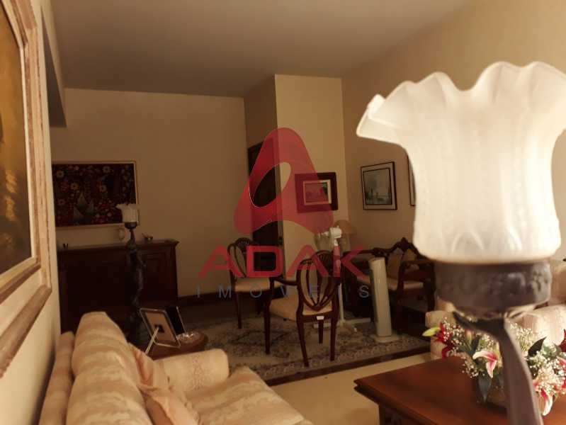 Sala de Estar - Apartamento 3 quartos à venda Urca, Rio de Janeiro - R$ 1.400.000 - LAAP30479 - 6
