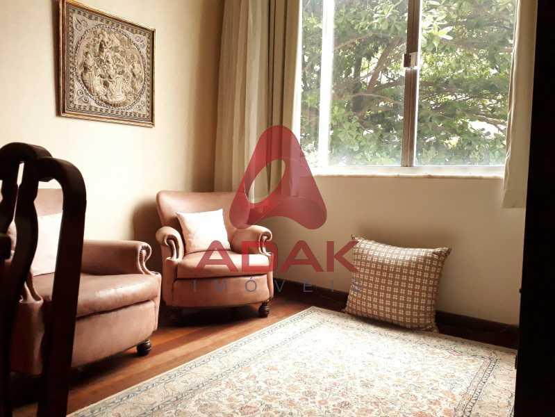 Quarto 1 - Apartamento 3 quartos à venda Urca, Rio de Janeiro - R$ 1.400.000 - LAAP30479 - 9