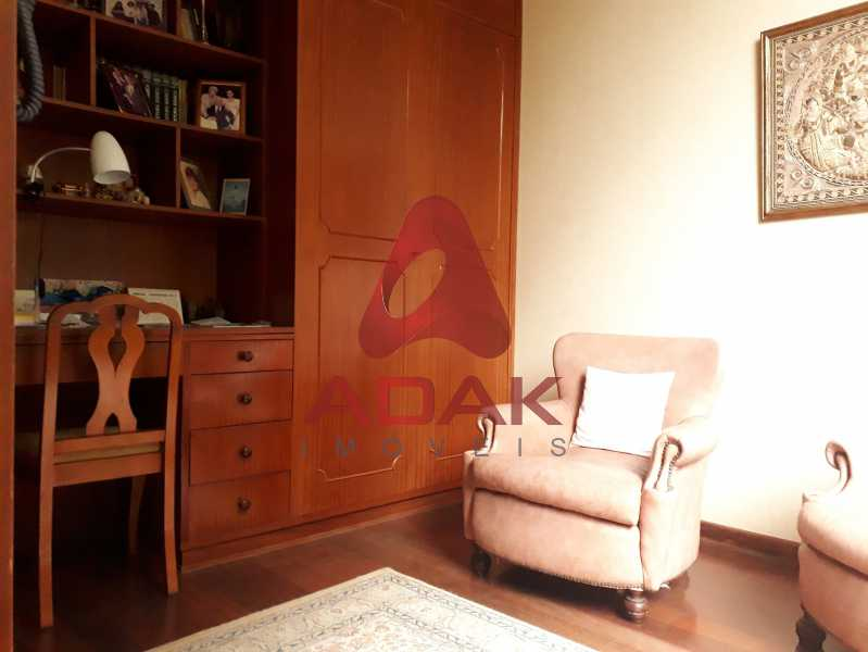Quarto 1 - Apartamento 3 quartos à venda Urca, Rio de Janeiro - R$ 1.400.000 - LAAP30479 - 11