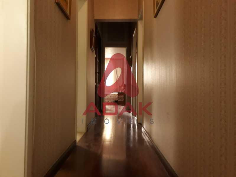 Circulação - Apartamento 3 quartos à venda Urca, Rio de Janeiro - R$ 1.400.000 - LAAP30479 - 12