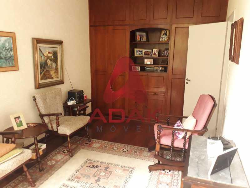 Quarto 2 - Apartamento 3 quartos à venda Urca, Rio de Janeiro - R$ 1.400.000 - LAAP30479 - 13