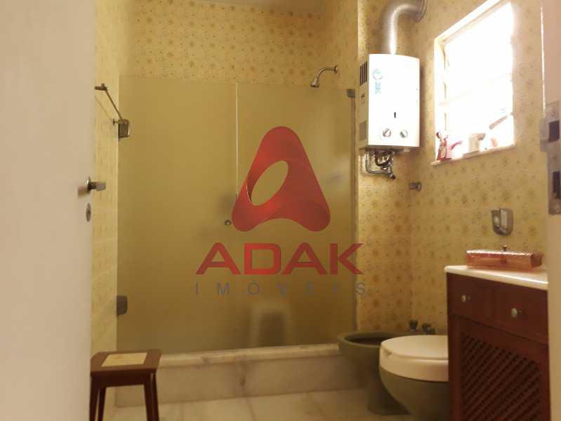 banheiro Social - Apartamento 3 quartos à venda Urca, Rio de Janeiro - R$ 1.400.000 - LAAP30479 - 15