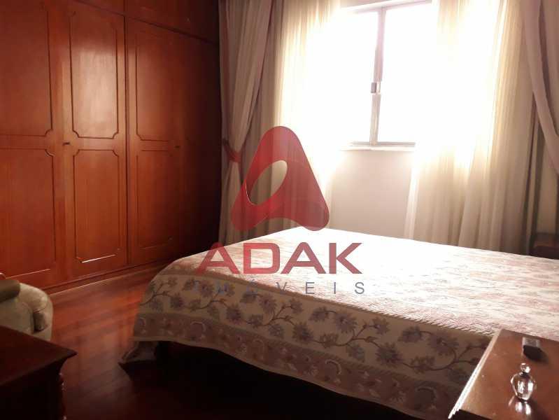 Quarto com suite - Apartamento 3 quartos à venda Urca, Rio de Janeiro - R$ 1.400.000 - LAAP30479 - 17