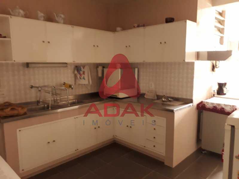 Cozinha - Apartamento 3 quartos à venda Urca, Rio de Janeiro - R$ 1.400.000 - LAAP30479 - 20