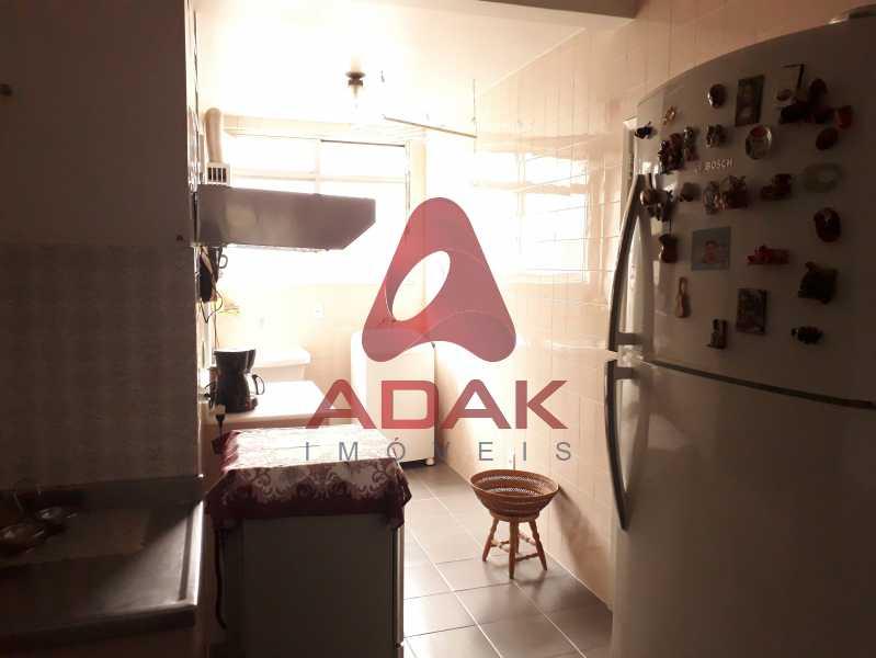 Cozinha/ área de serviço - Apartamento 3 quartos à venda Urca, Rio de Janeiro - R$ 1.400.000 - LAAP30479 - 21