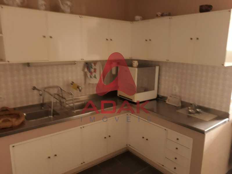 Cozinha - Apartamento 3 quartos à venda Urca, Rio de Janeiro - R$ 1.400.000 - LAAP30479 - 22