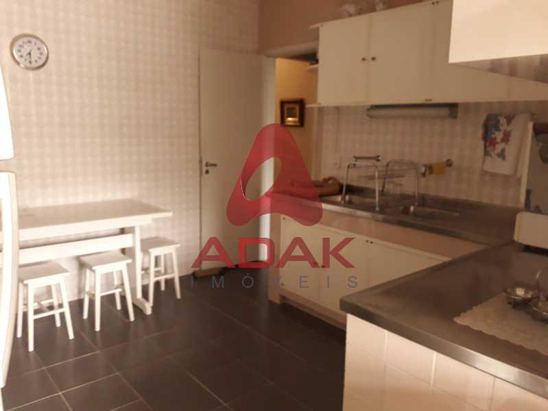 Cozinha - Apartamento 3 quartos à venda Urca, Rio de Janeiro - R$ 1.400.000 - LAAP30479 - 23