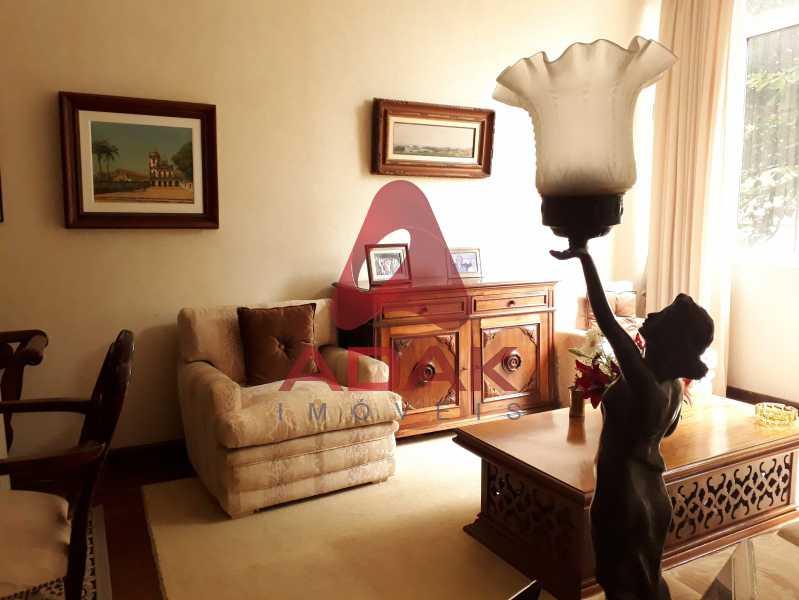 Sala de estar - Apartamento 3 quartos à venda Urca, Rio de Janeiro - R$ 1.400.000 - LAAP30479 - 4