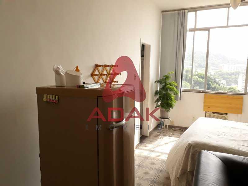 vista 1  - Apartamento à venda Laranjeiras, Rio de Janeiro - R$ 300.000 - LAAP00132 - 3