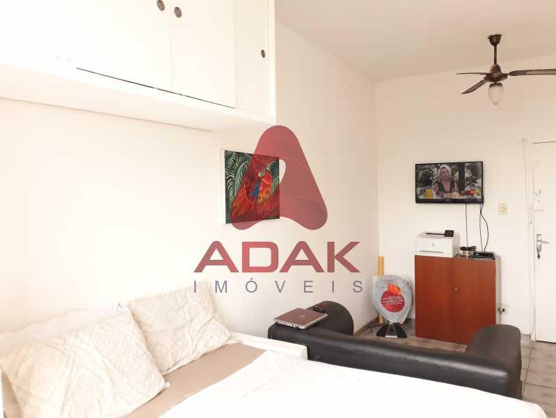 vista 3 - Apartamento à venda Laranjeiras, Rio de Janeiro - R$ 300.000 - LAAP00132 - 5