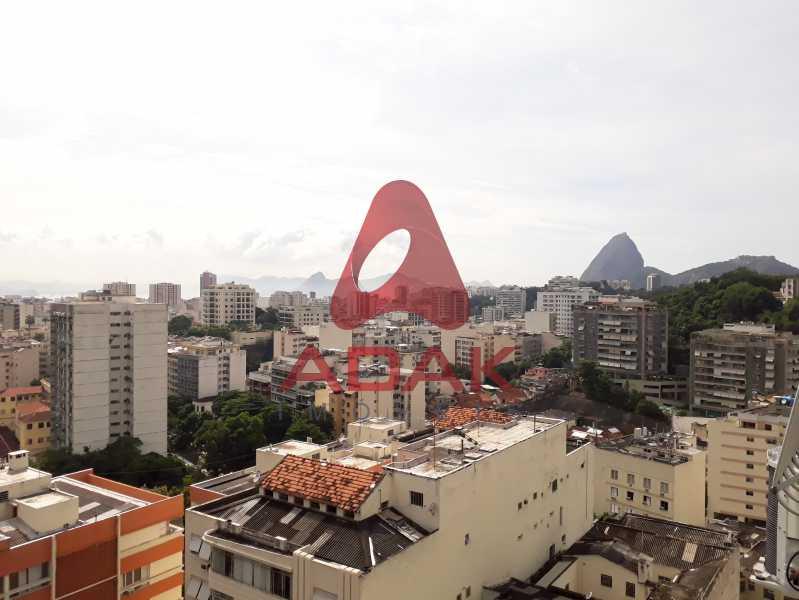 Vista Livre para Pão de Acuçar - Apartamento à venda Laranjeiras, Rio de Janeiro - R$ 300.000 - LAAP00132 - 7